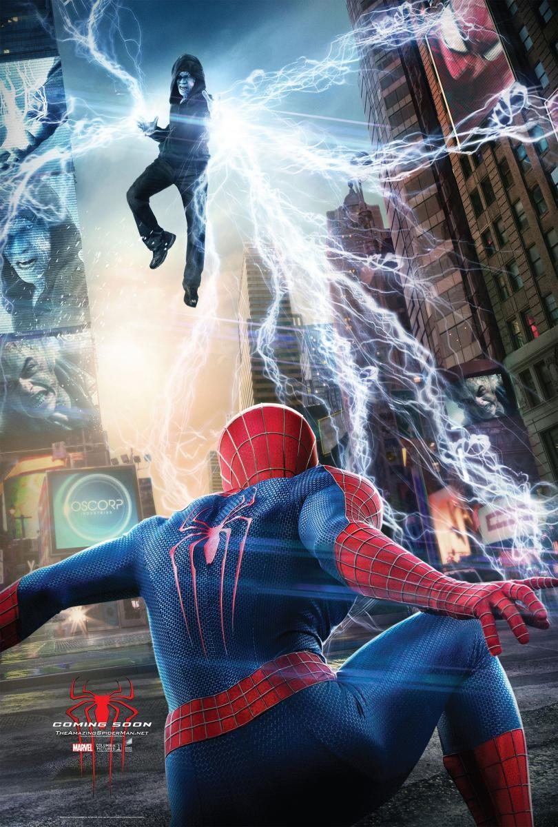 The Amazing Spider Man 2 2014 Filmaffinity
