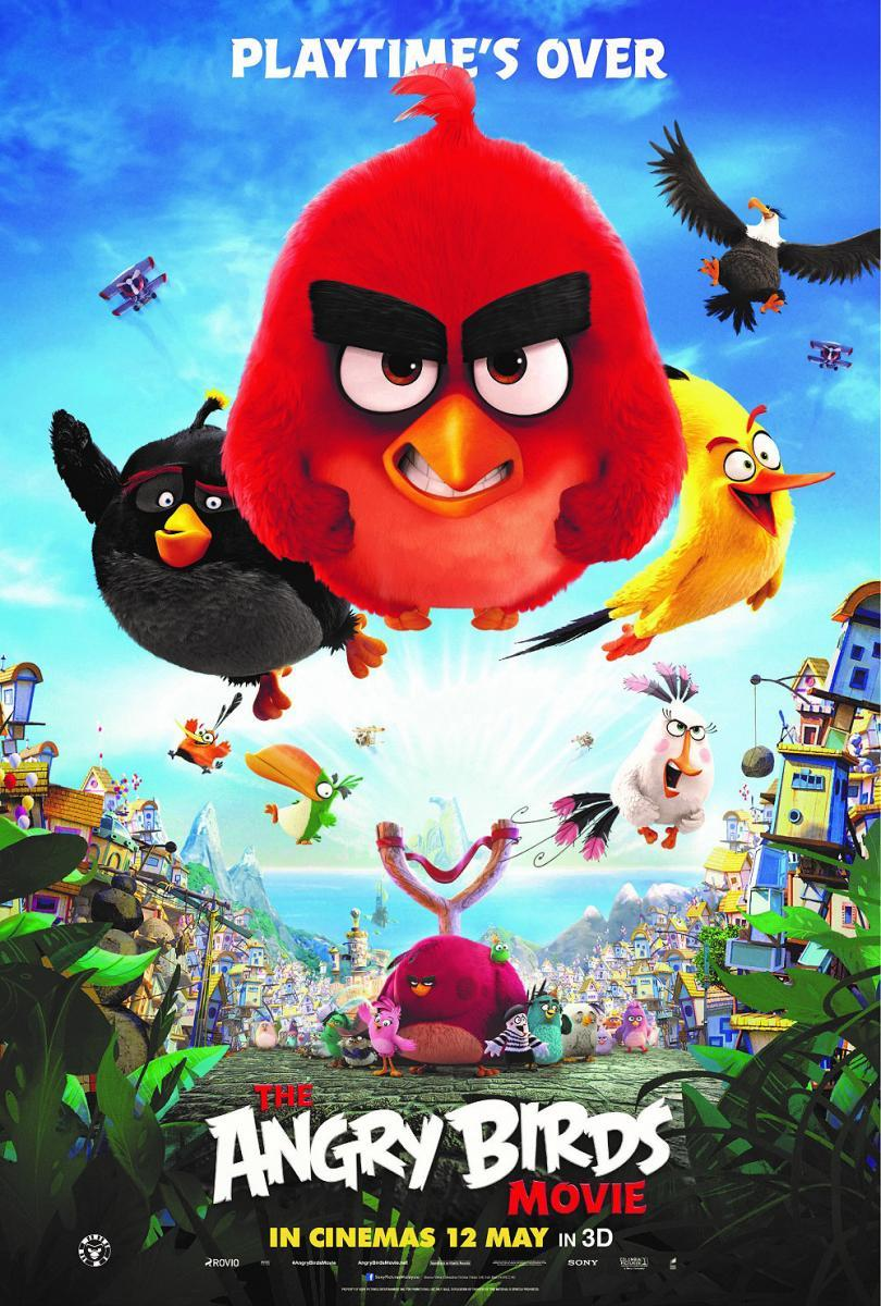 """Image gallery for """"The Angry Birds Movie """" - FilmAffinity"""