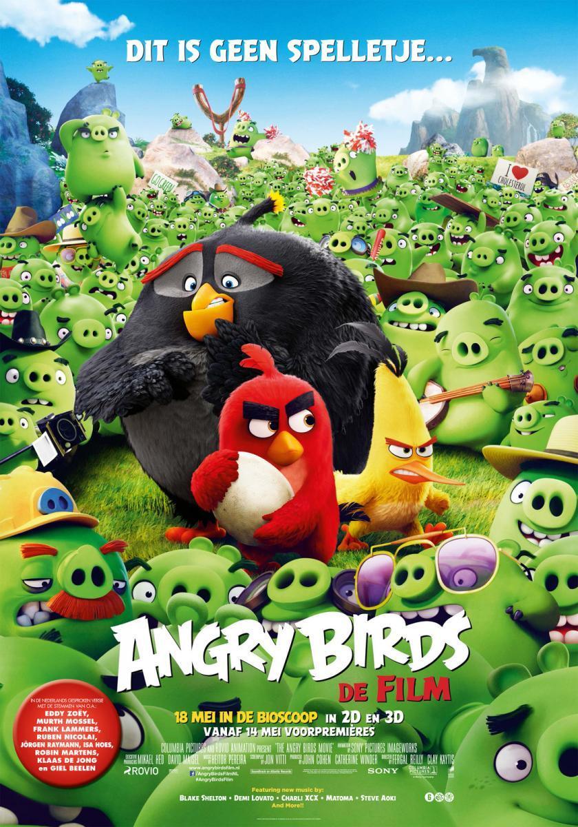 The Angry Birds Movie 2016 Filmaffinity