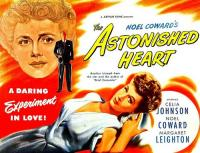 The Astonished Heart  - Posters