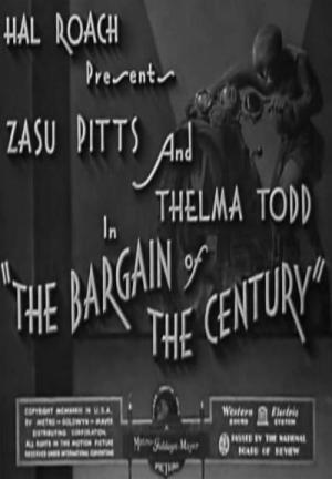 The Bargain of the Century (C)