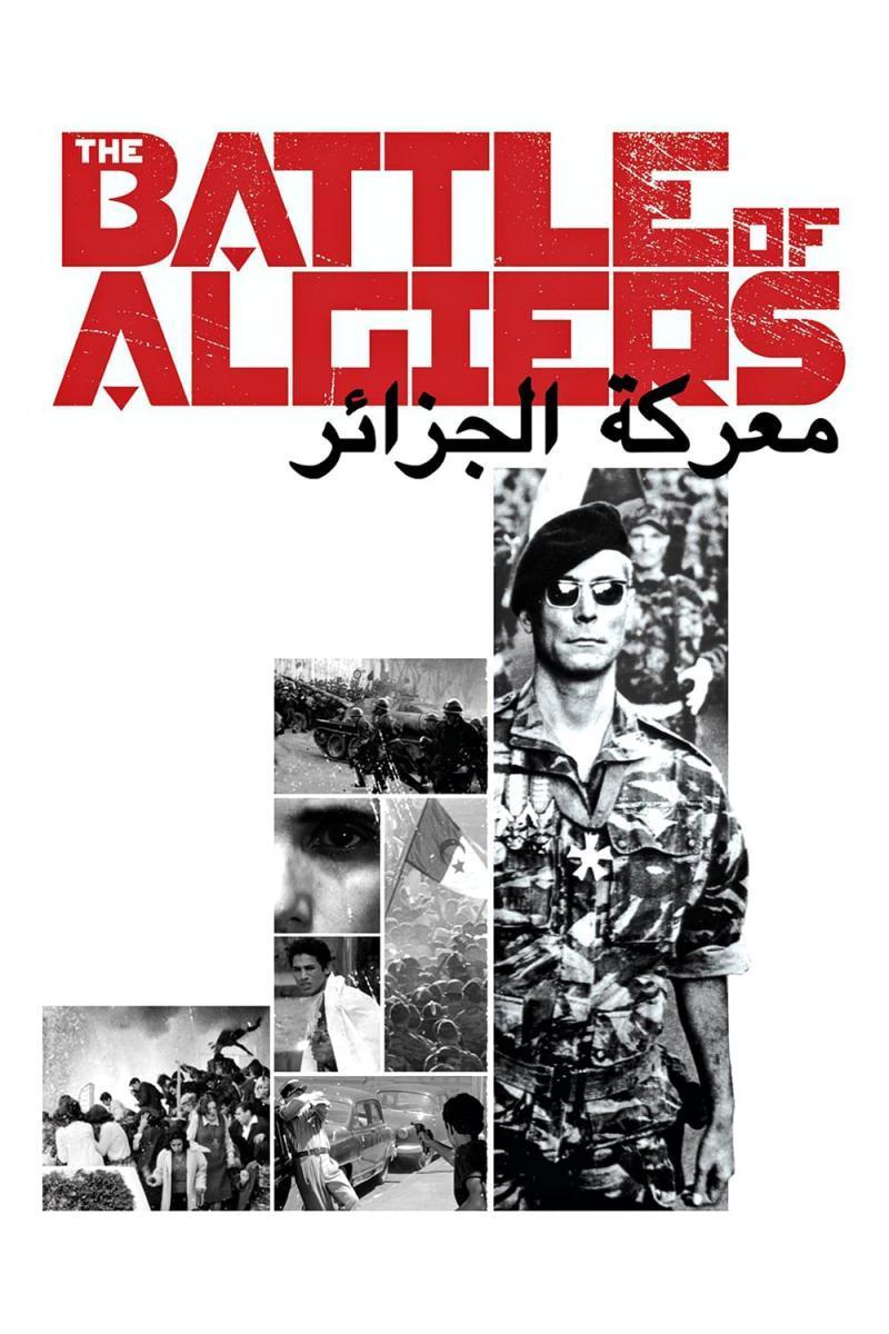 The Battle of Algiers (1966) - Filmaffinity
