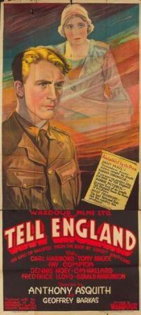 The Battle of Gallipoli (Tell England)
