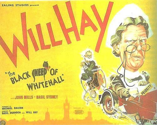 The Black Sheep of Whitehall - Posters