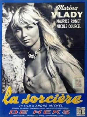 The Blonde Witch The Sorceress 1956 Filmaffinity The Blonde Witch