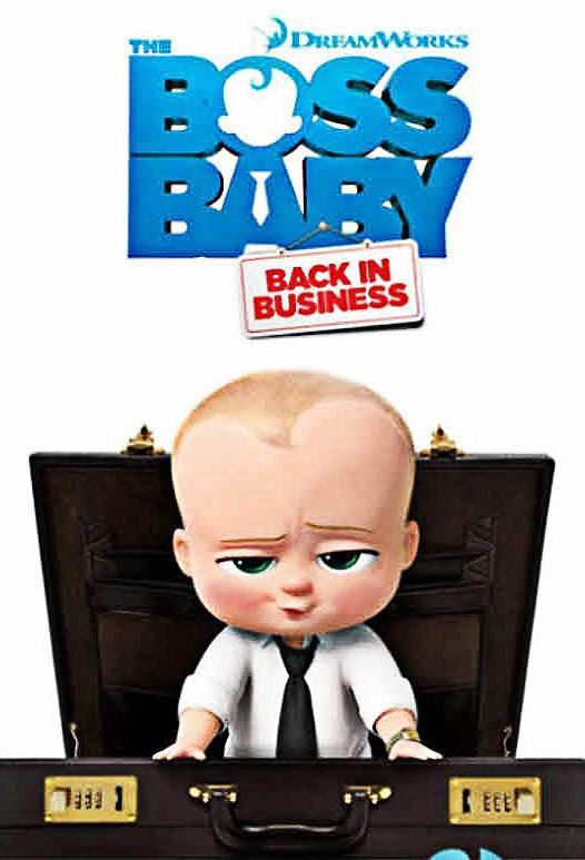 The Boss Baby: Back in Business (TV Series) (2018