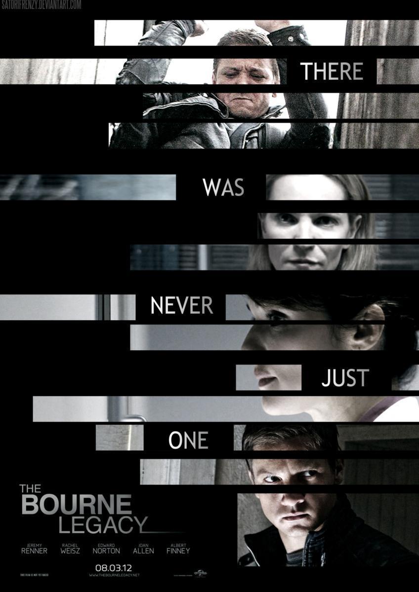 The Bourne Legacy 2012 Filmaffinity