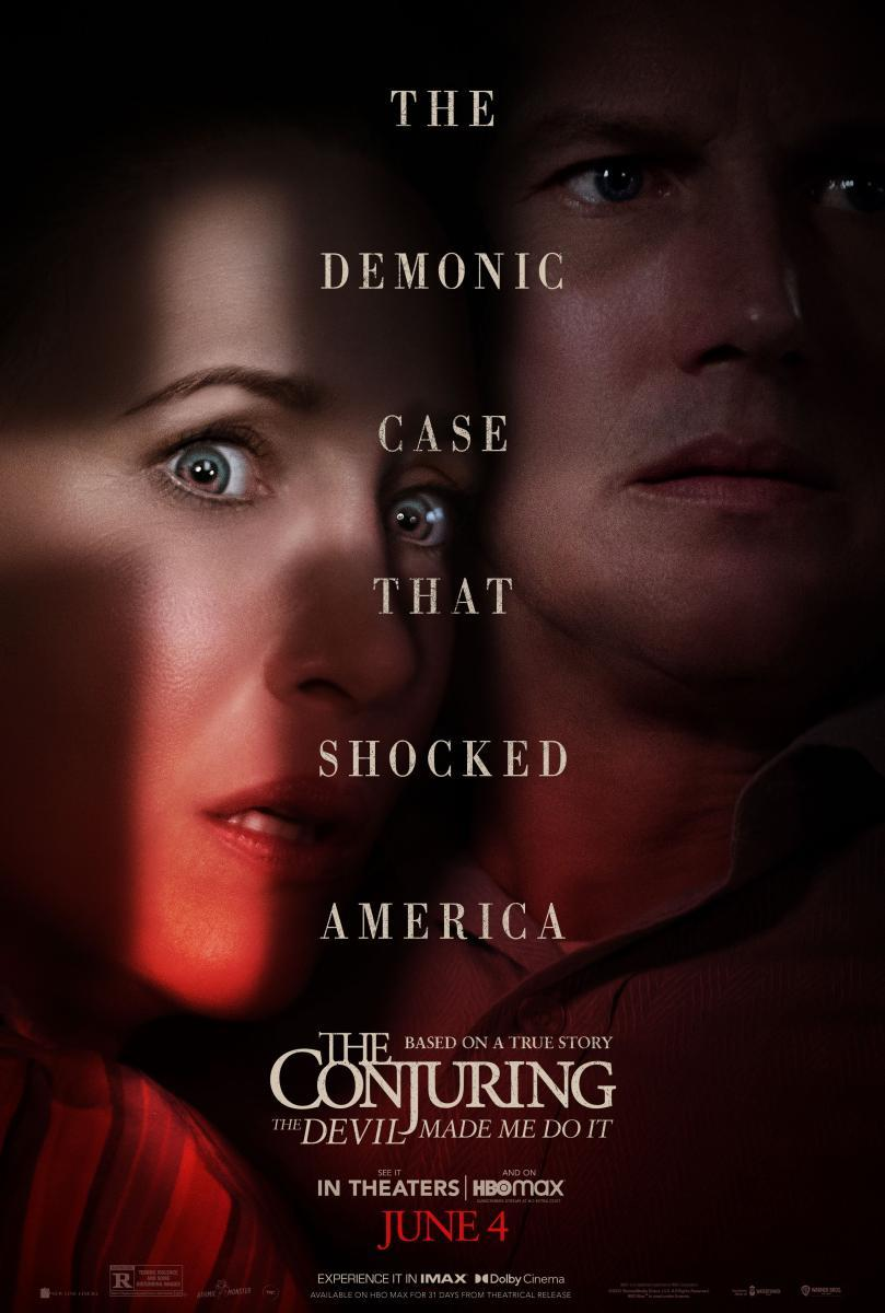 The Conjuring The Devil Made Me Do It 2021 Filmaffinity