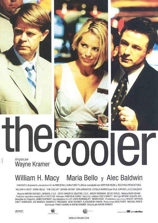 The Cooler  - Posters