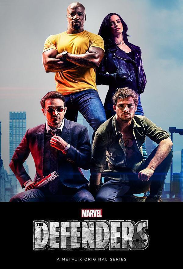 The Defenders Temporada 1 (HD Latino – Ingles 720p) 2017