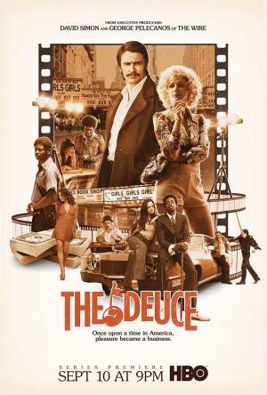 The Deuce (Las Crónicas de Times Square) (Serie de TV)