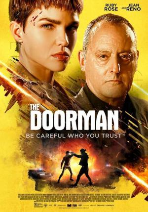 The Doorman 2020 Filmaffinity