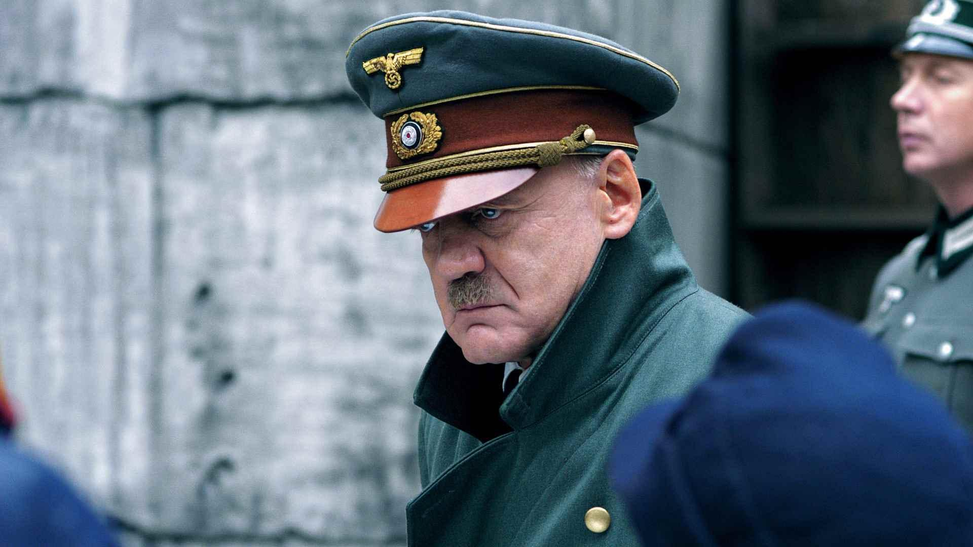 a description of hitler and his downfall in world war ii