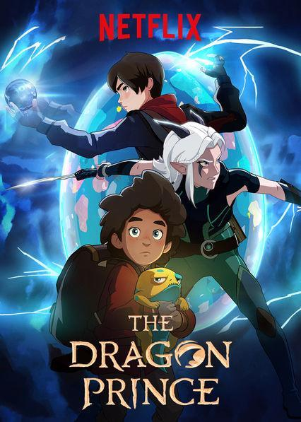 The Dragon Prince Movie / Tv Series