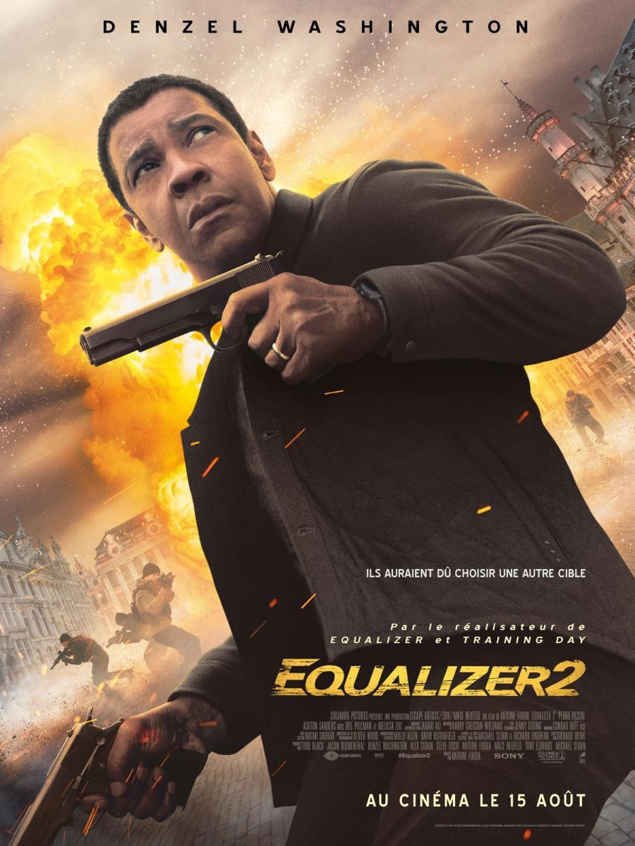 the equalizer 2 (2018) filmaffinity The Equalizer TV Show