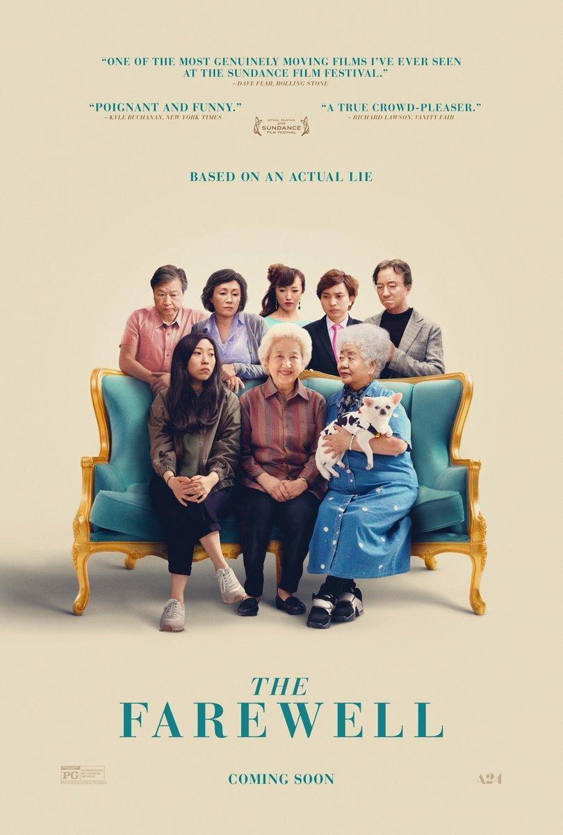 The Farewell (2019) - Filmaffinity