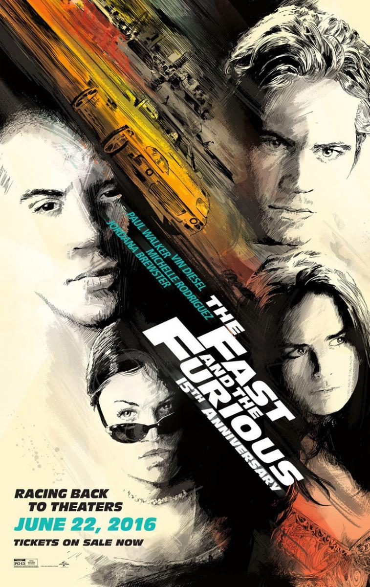 The Fast And The Furious 2001 Filmaffinity