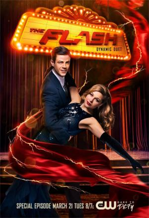 The Flash & Supergirl: Dynamic Duet (TV)