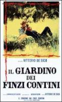 The Garden of the Finzi-Continis  - Posters