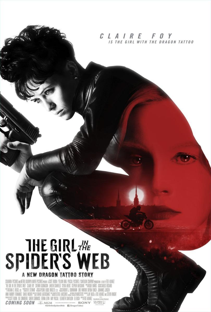 The Girl in the Spider's Web (2018) - Filmaffinity