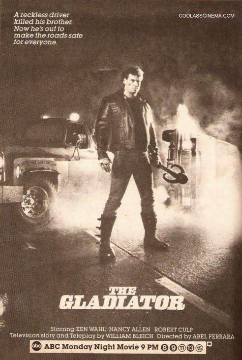 The Gladiator (TV) (1986) - Filmaffinity