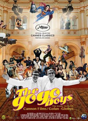 The Go-Go Boys: The Inside Story of Cannon Films