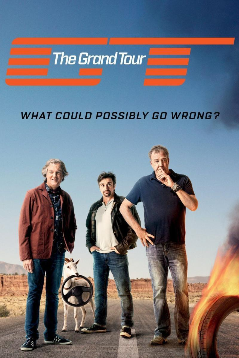 The Grand Tour Tv Series Posters