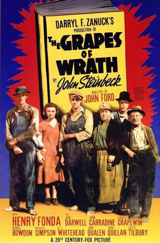 The Grapes Of Wrath 1940 Filmaffinity