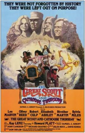 the great scout and cathouse thursday movie