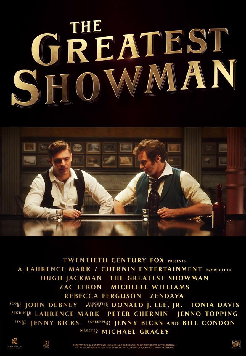 The Greatest Showman 2017 Filmaffinity