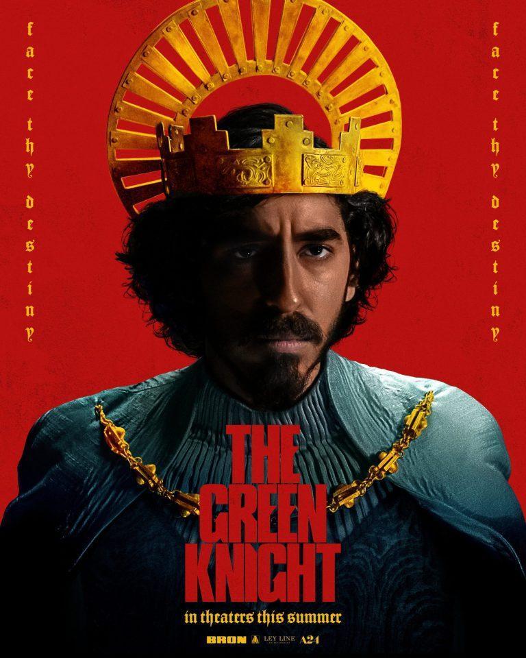 The Green Knight (2021) - Filmaffinity