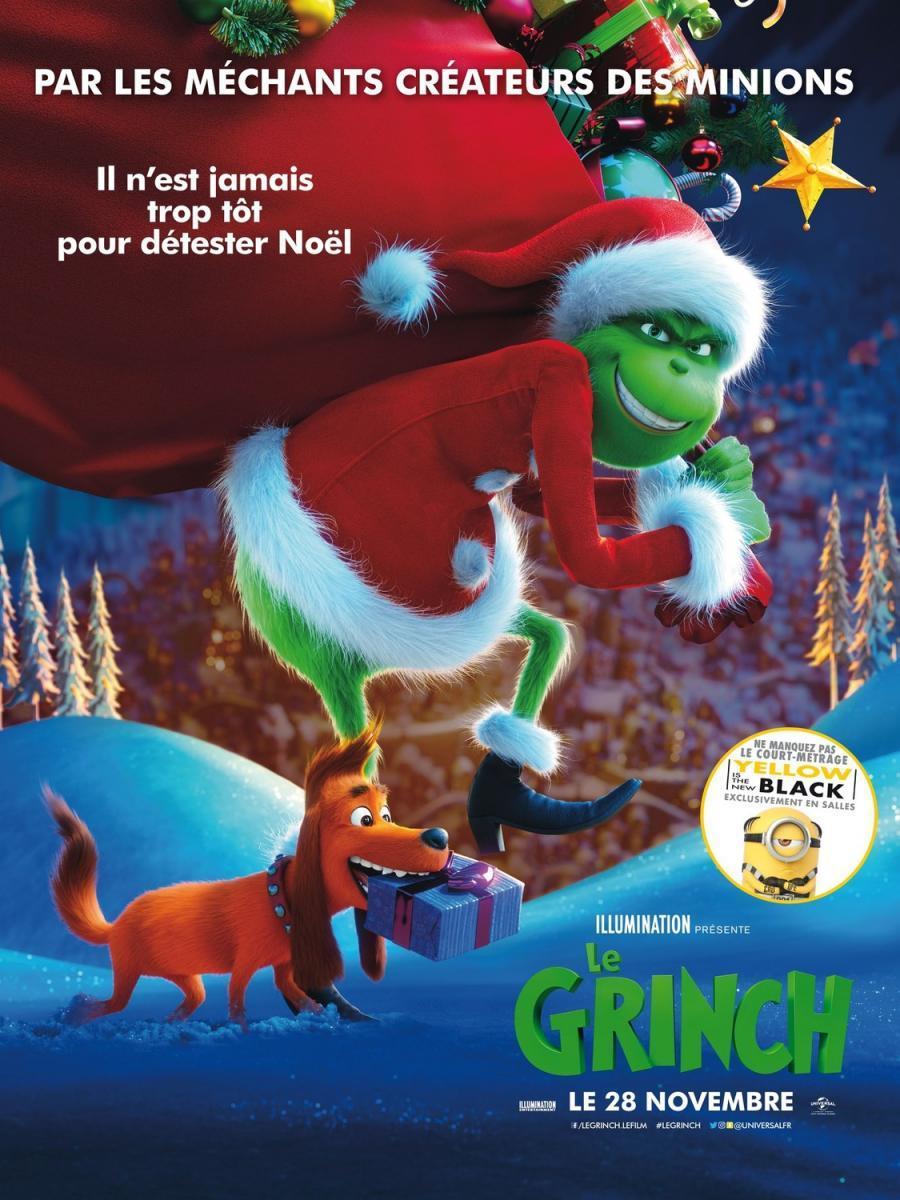 The Grinch 2018 Filmaffinity