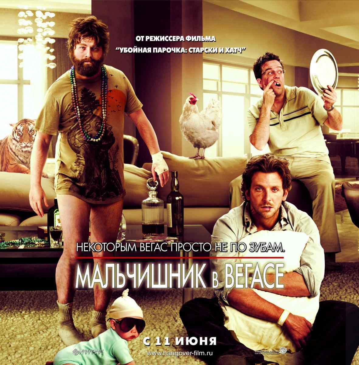 The Hangover 2009 Filmaffinity
