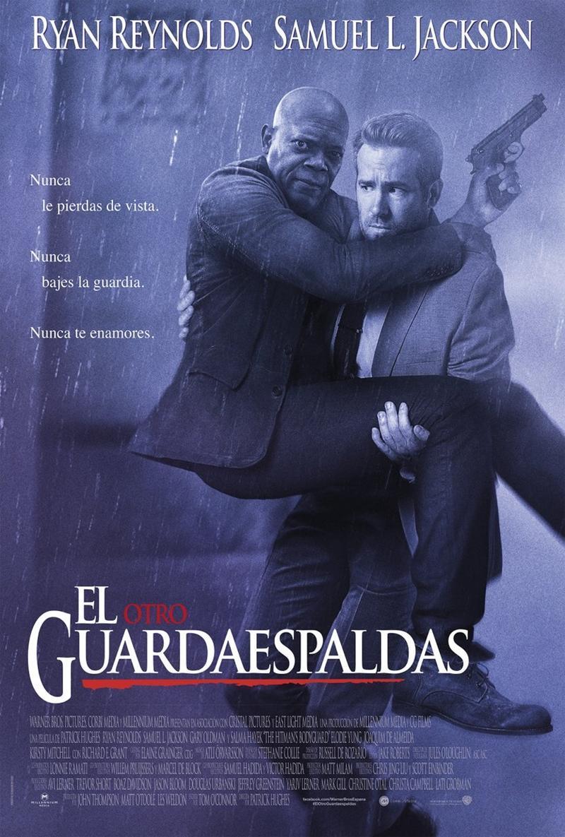 The Hitman S Bodyguard 2017 Filmaffinity