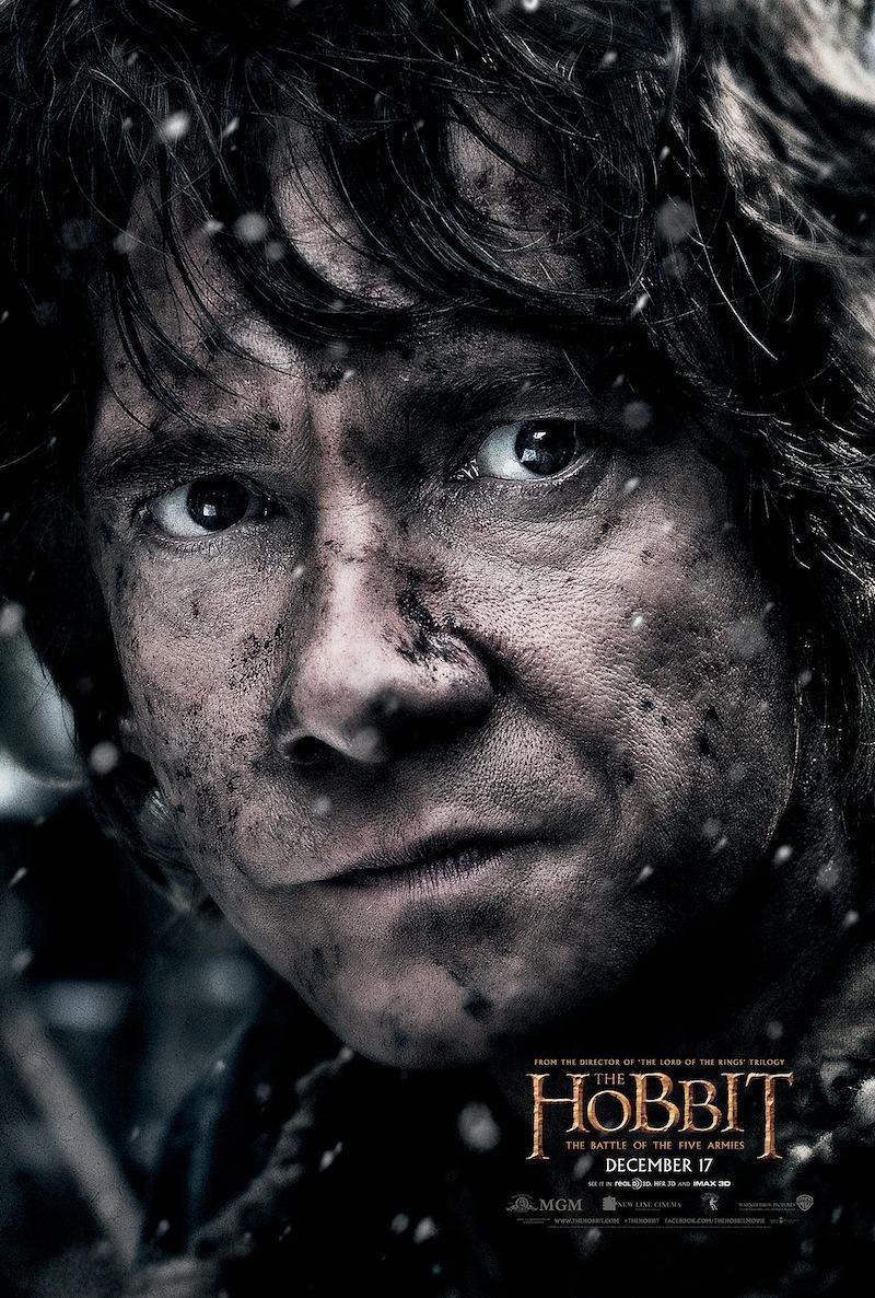 The Hobbit The Battle Of The Five Armies 2014 Filmaffinity