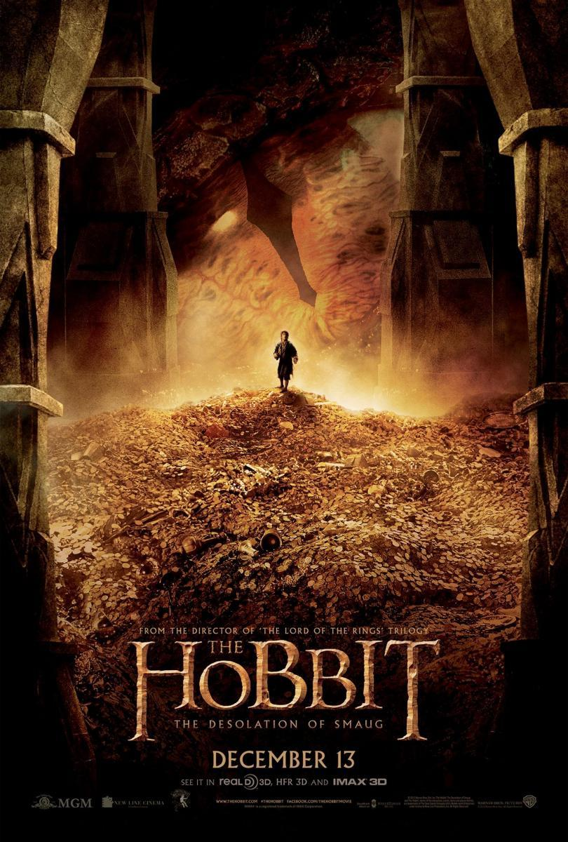 The Hobbit The Desolation Of Smaug 2013 Filmaffinity
