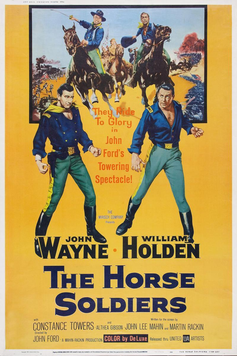 image gallery for quotthe horse soldiersquot filmaffinity