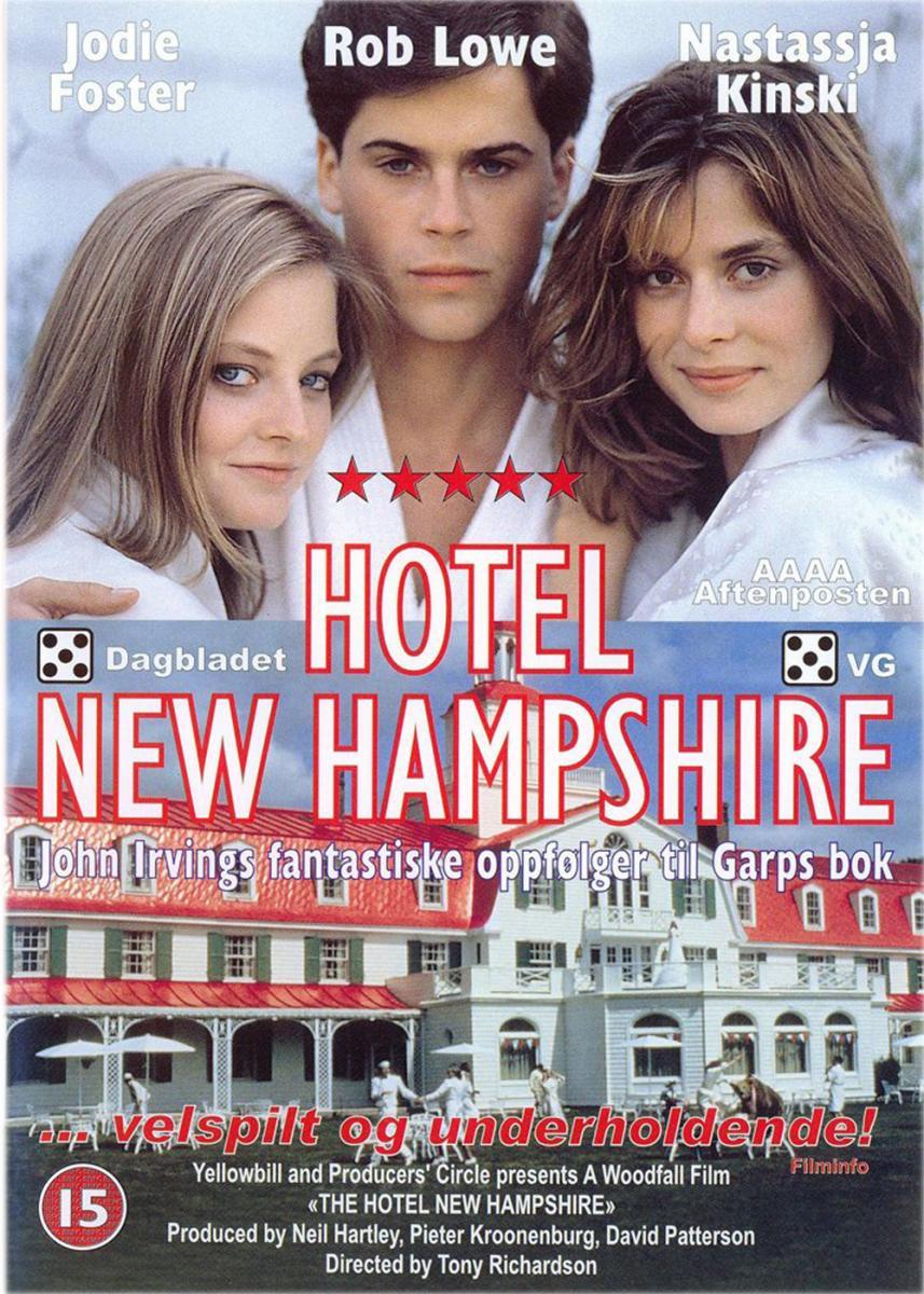 The Hotel New Hampshire - Dvd