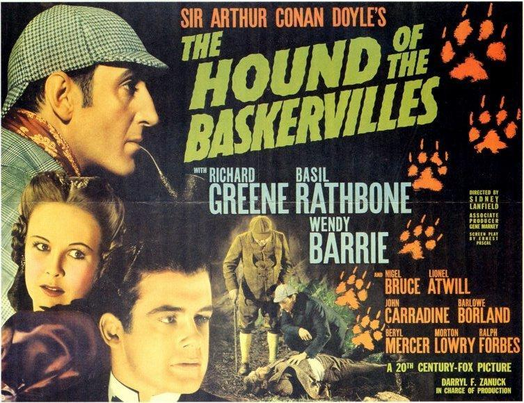 The Hound of the Baskervilles (1939) - Filmaffinity