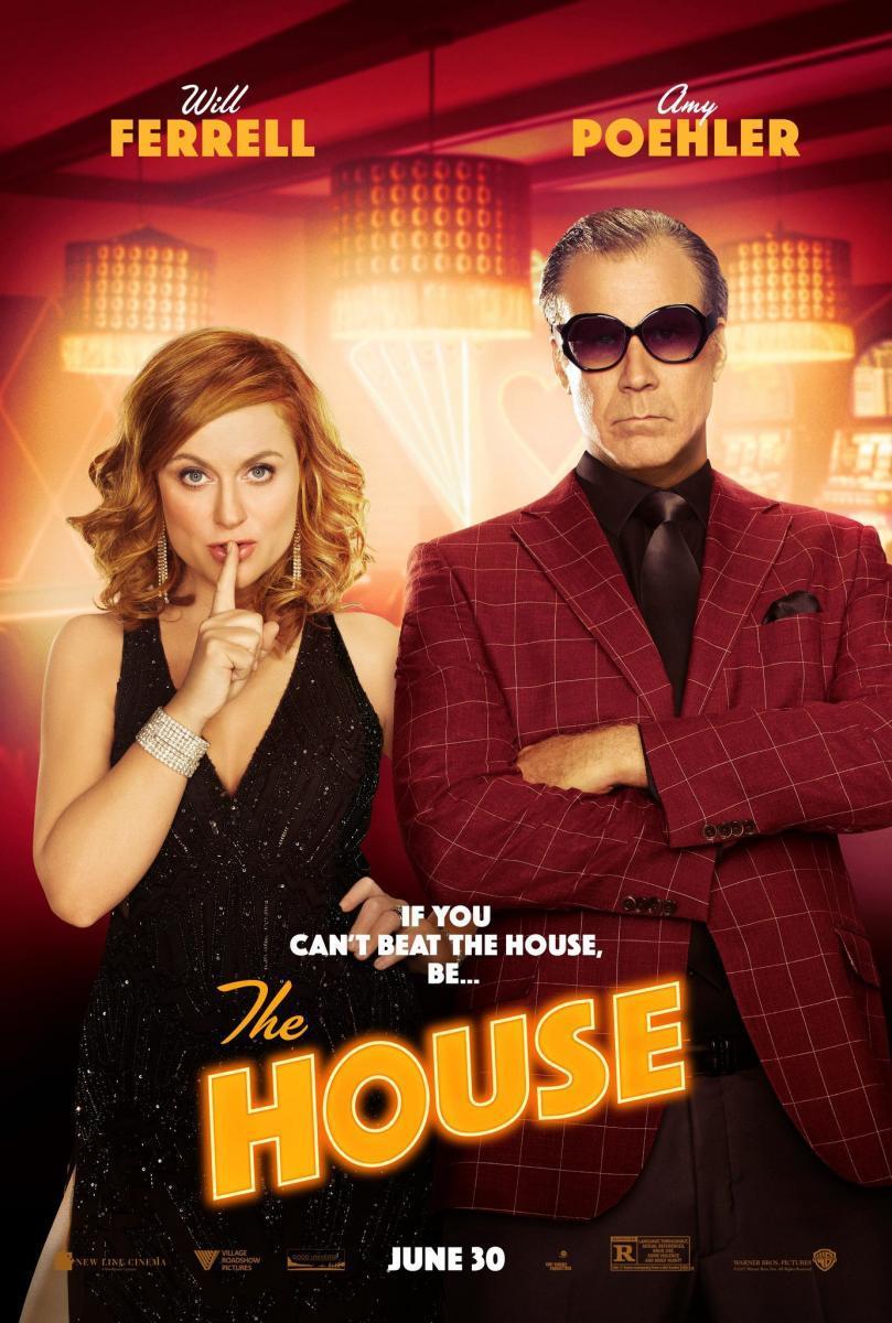 The House (DVDRip Latino) 2017