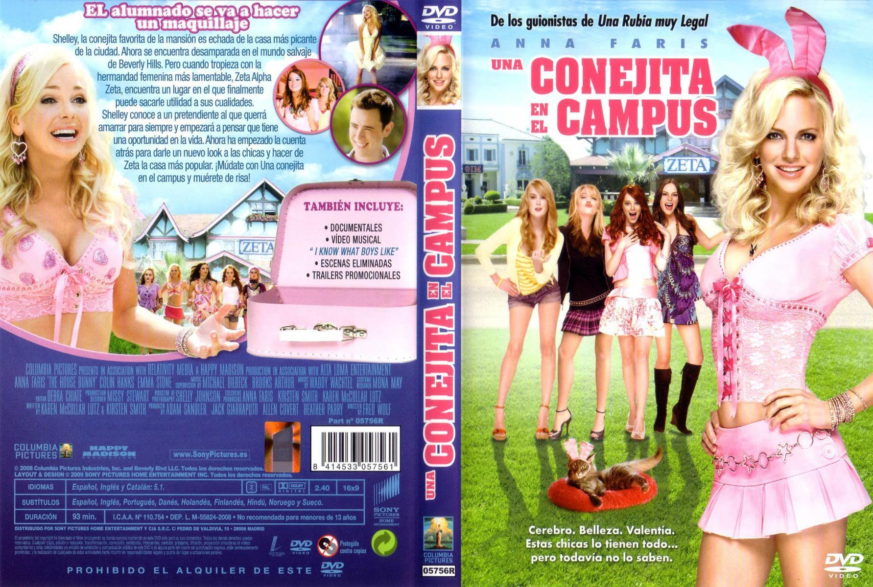 Image Gallery For The House Bunny Filmaffinity