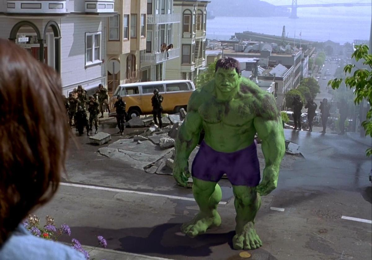The Hulk 2003 Filmaffinity