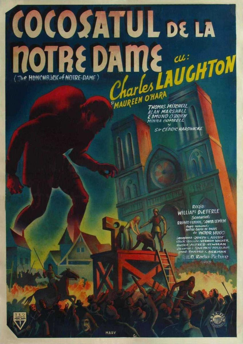 a literary analysis of the hunchback of notre dame