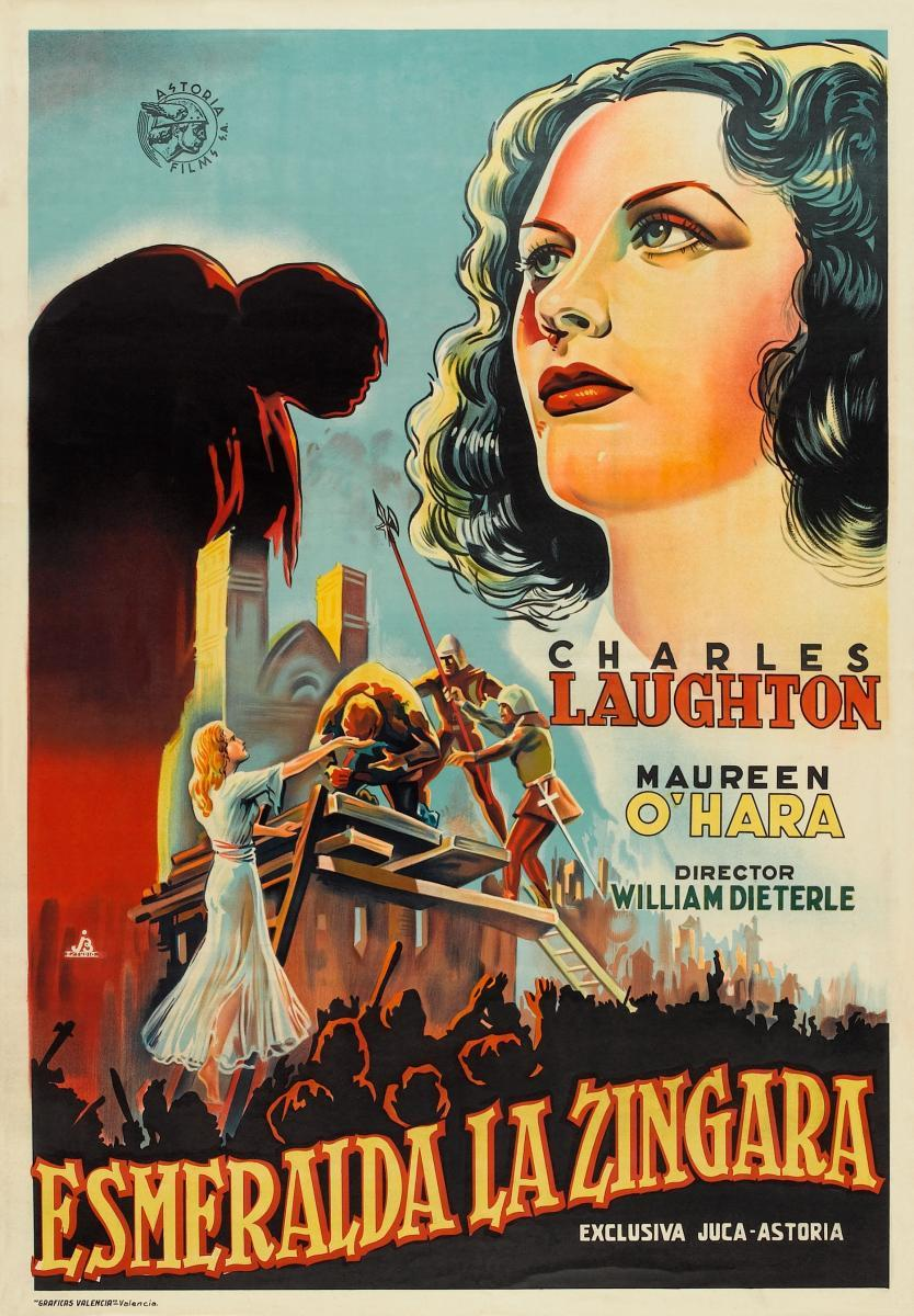 a review of the hunchback of notre dame a film by william dieterie In itself, the hunchback of notre dame is a heart-wrenching story, but charles's incredible performance makes it one of the great classics of the silver screen, and certainly the most famous film adaptation of victor hugo's novel.