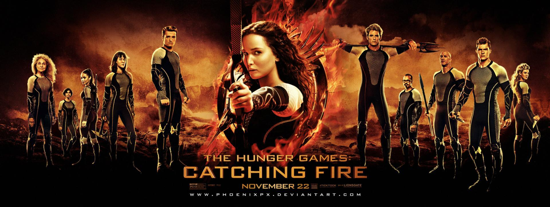 Image Gallery For The Hunger Games Catching Fire Filmaffinity