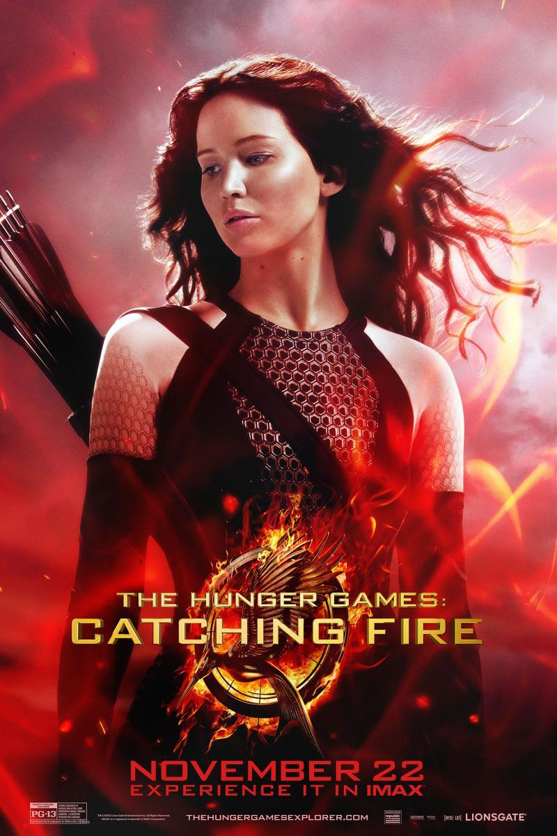 The Hunger Games Catching Fire 2013 Filmaffinity