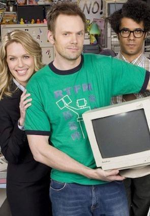 The IT Crowd USA - Episodio piloto (TV)