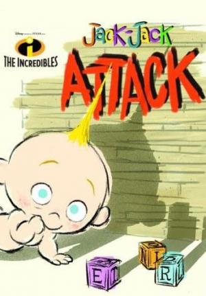 The Incredibles: Jack-Jack Attack (C)