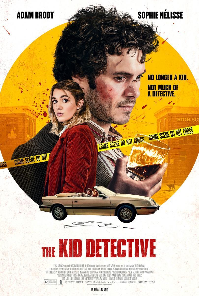 [好雷] 少年偵探 The Kid Detective (2020)