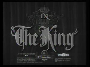 The King (C)